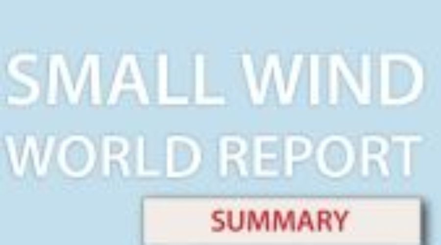 WWEA releases summary of 2014 Small Wind World Report Update: