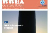 WWEA Bulletin Issue 2 – 2014