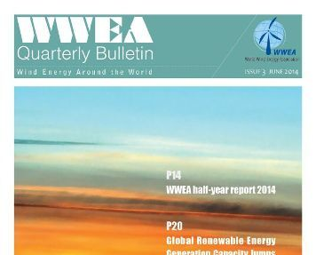 WWEA Bulletin Issue 3 – 2014