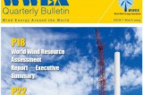 WWEA Bulletin Issue 1 – 2015