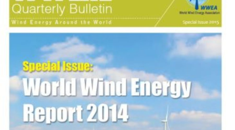 WWEA Bulletin Special Issue 2015
